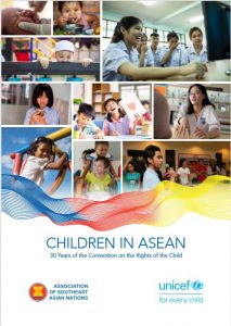 Children in ASEAN; 30 Years of the Convention on the Rights of the Child (CRC) in ASEAN
