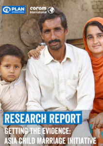 Getting the Evidence: Asia Child Marriage Initiative: Full Report