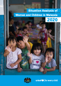 Situation Analysis of Women & Children in Malaysia