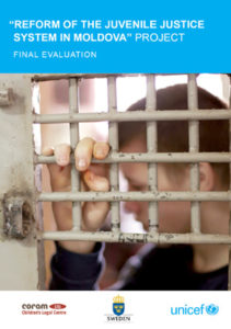 Reform of the Juvenile Justice System in Moldova