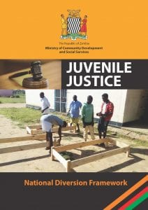 Zambia Juvenile Justice: National Diversion Framework